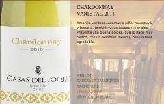 Chardonnay Varietal 2011