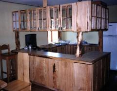 Muebles de la Montaña: Base cocina