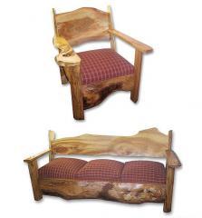 Muebles de la Montana, LIVING MODELO ALLIPEN