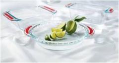 Cestas de cocina para los artículos de vidrio: