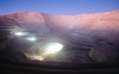 Extraccion cobre
