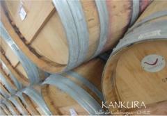 Cubas de madera, barriles