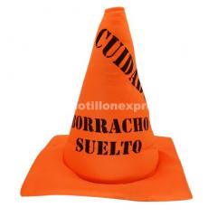 Sombrero Cono Borracho Suelto