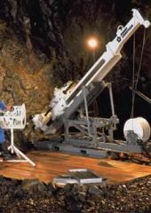 Equipos Sacatestigos de Diamante Subterráneos