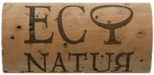 Tapones de corcho Natur Eco