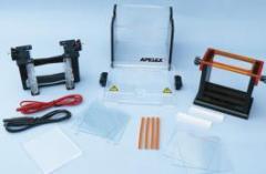 Instrumentos médicos: Cámaras de electroforesis