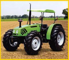 Tractor modelo 03