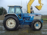 Tractor TW25