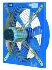 Ventiladores Serie HJBPA