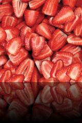 Exportaciones de  Frutas, Fresas