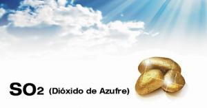 SO2 El dióxido de azufre