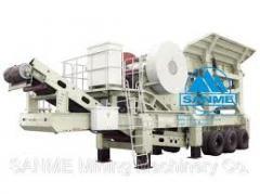Equipo electrico de mineria