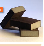 Esponjas de pulir bilateriales para elaboración de