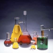 Substancia química para laboratorios y microbio