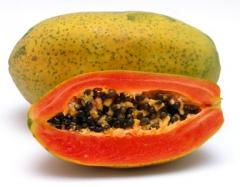 Papaya para jugo light