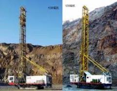 Equipo eléctrico de minería.