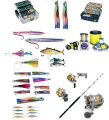Accesorios de Pesca