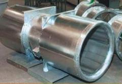 Ventiladores axiales de alta eficiencia para