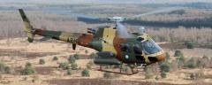 Helicópteros Fennec AS550 C3