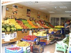 Importacion y Exportacion de frutas