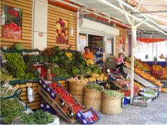 Vegetales y frutas para exportacion