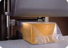Envasado de queso y productos lácteos Cryovac