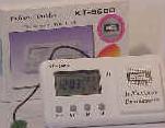 Termómetro Ambiental KT-8600