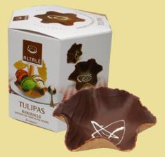 Tulipas Chocolate Negro