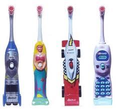 Cepillos dentales eléctricos