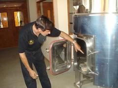 Fabricación de la cebada en las minicervecerias