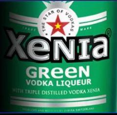 Vodka Green