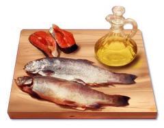 Productos de mar: Aceites de pescado