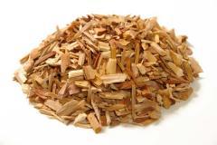 Astillas de madera