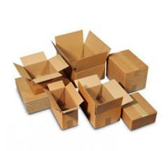 Compro Cajas de Cartón