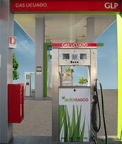 Gas para Vehiculos