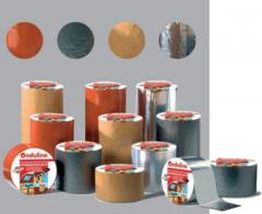 Cinta adhesiva aluminizada