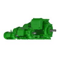 Motor Trifásico W22 IPW55