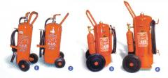 Extintores de Anhídrido Carbónico