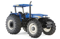 Tractores New Holland 7630 4WD