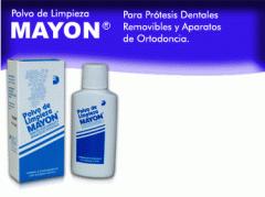 Polvos de Limpieza para Prótesis Dentales.