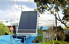 Sistemas solares generadores de electricidad