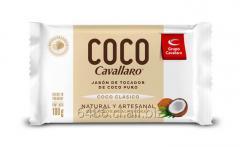 Jabón de Coco Puro