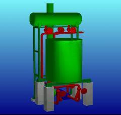 Calefactores de Fluido Termico