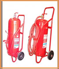 Extintores Rodantes Multiproposito