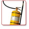 Extintor Cloruro de Sodio Clase D