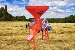 Molino aplastador de granos