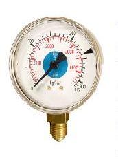Manómetros para oxigeno, acetileno