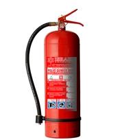 Extintor Polvo Químico Seco multipropósito