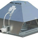 Unidad extractor de humo calor