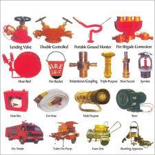 Extintores y equipos para combatir incendios